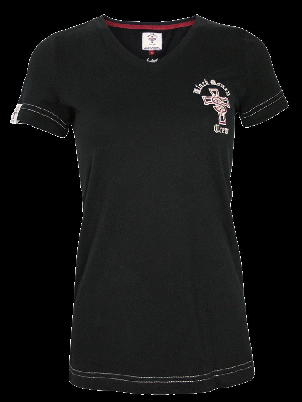 Black Money Crew Damen Shirt Line (XS) - broschei