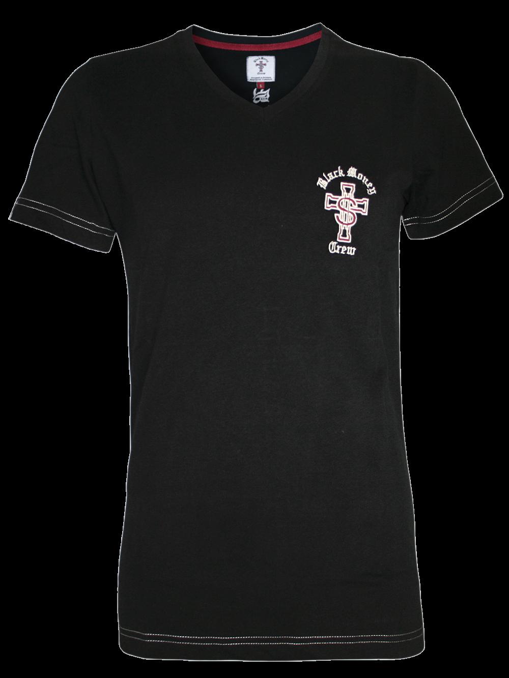 Black Money Crew Herren Shirt Line - broschei