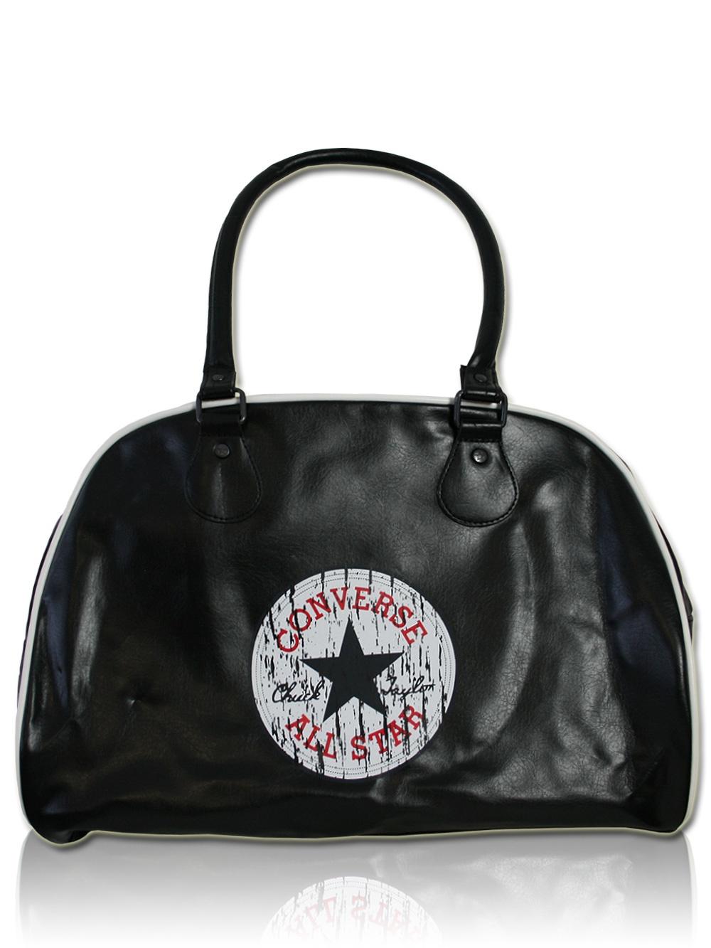 converse damen tasche big sports bag converse 5950. Black Bedroom Furniture Sets. Home Design Ideas