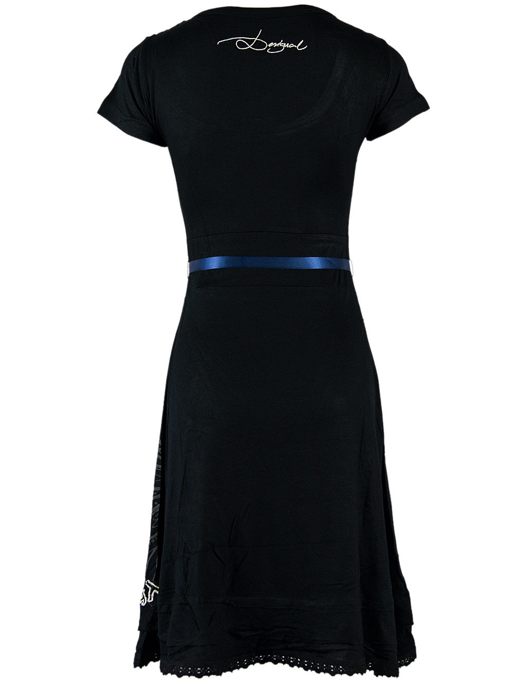 Damen Kleid Puerto Plata (schwarz)