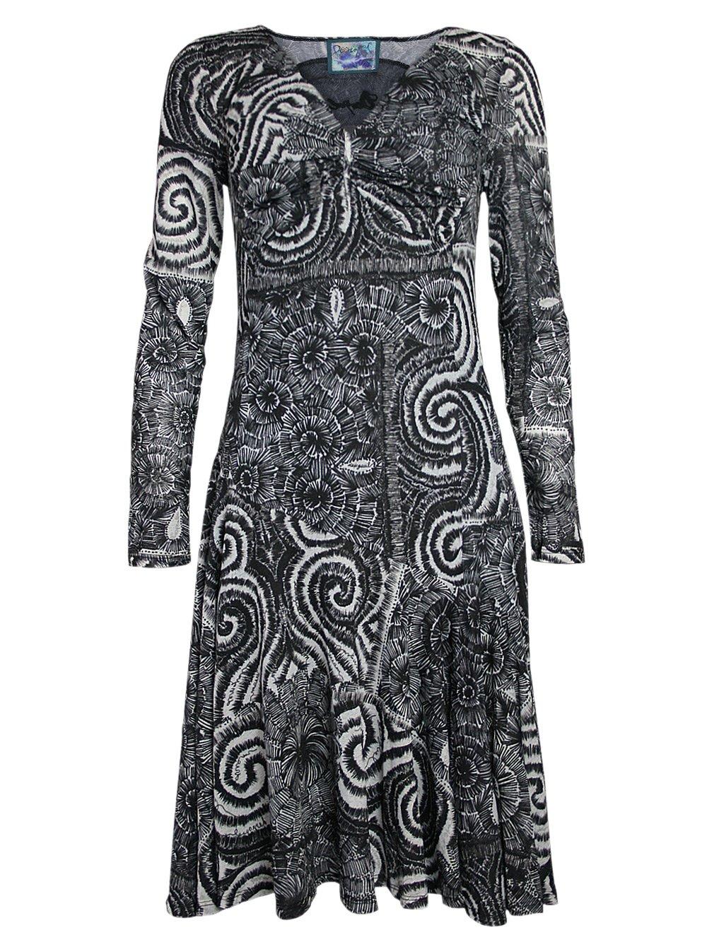 Damen Kleid Sarrie