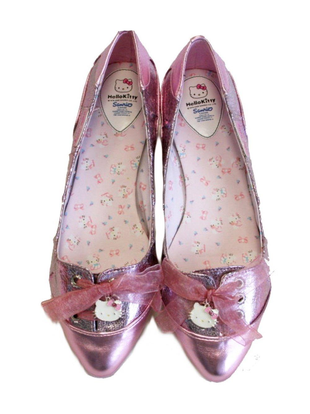 Kitty Hello Damen 2274 Schuhe Slipper Hello Kitty günstig Schuh vn0N8mOPyw