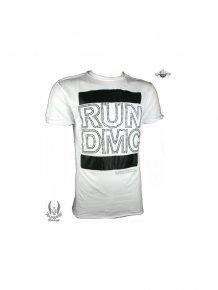 Amplified Herren Vintage Strass Shirt Run DMC (S)