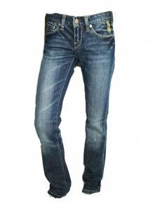 Christian Audigier Damen Strass Jeans (26)