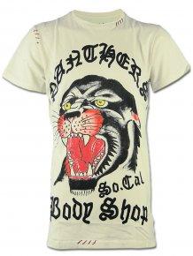 Ed Hardy Herren T-Shirt Pantherhead (M) Sale Angebote Lieskau