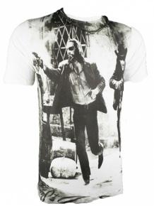 Elvis+Jesus Herren Shirt Amigos