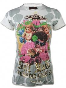 Paco Chicano Damen Crew Neck Shirt