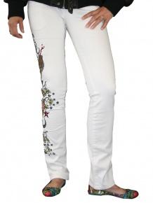 Haasow Angebote Philipp Plein Damen Jeans Lovely Birds (S)