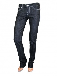 Rock & Republic Damen Zebra Jeans