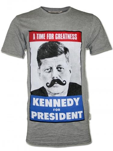 Herren Shirt JFK (S)