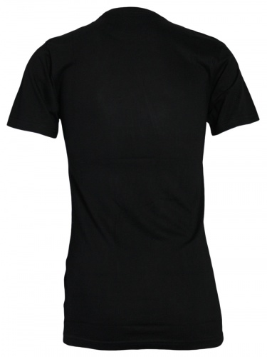 Herren Shirt Terry (schwarz) (L)