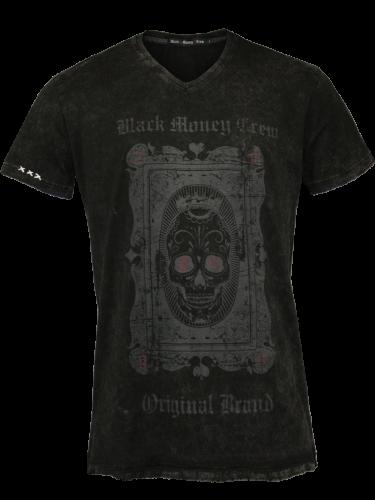 Herren Shirt Original (L) (schwarz)
