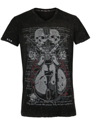 black-money-crew-herren-shirt-rock-n-roll-l-schwarz-