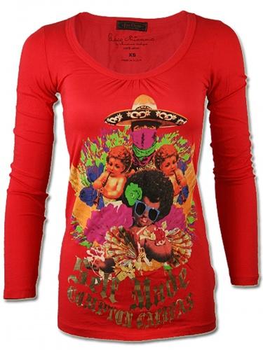 Paco Chicano Damen Langarm Shirt Self made