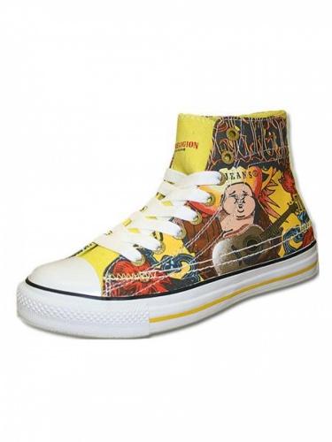 Damen Schuh Buddah